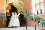 Photo of Ian Houghton in Elizabethan Christmas at Hampton Court Palace